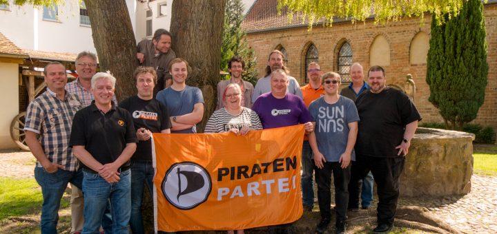 Gruppenfoto Gründungsversammlung